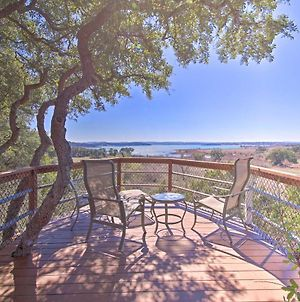 Stunning Canyon Lake Home With Deck, Hot Tub & Kayak! photos Exterior