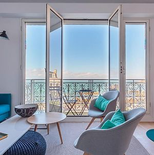 Youcca Apartment Altaya With Balconies And Sea View In Biarritz photos Exterior