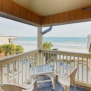 New Listing! Choice Oceanfront Escape W/ Pool Condo photos Exterior