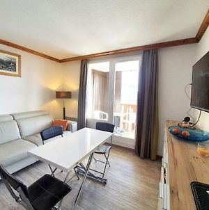 Studio In Huez With Wonderful Mountain View Shared Pool And Furnished Balcony photos Exterior