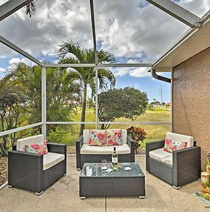 Family-Friendly Home About 10 Mi To Downtown Cape Coral photos Exterior