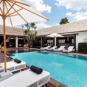 The Pool House - Magnificent 24M Private Pool In Berawa Beach photos Exterior