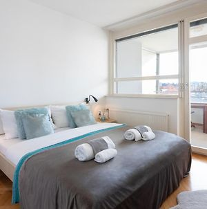 Cute & Sunny Apartment In The City Center photos Exterior