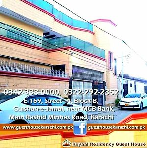 Royal Residency Guest House Inn Karachi photos Exterior