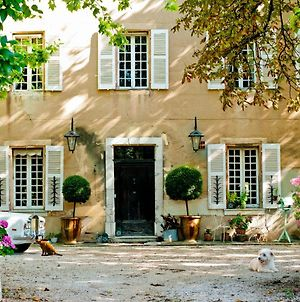 B&B Guest House Domaine Le Clos Du Pavillon Provence photos Exterior