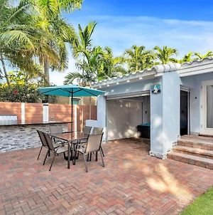 Relaxing Hideaway House- 1.5 Miles To Las Olas & Beach photos Exterior