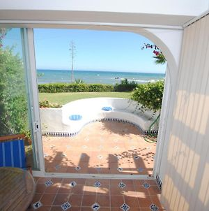 Front Line Beach Bungalow With Open Sea Views Located In Mijas Costa Malaga Cs105 photos Exterior
