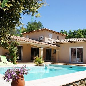 Beautiful Holiday Cottage With Private Swimming Pool In Cotignac In The Haut Var In Provence photos Exterior