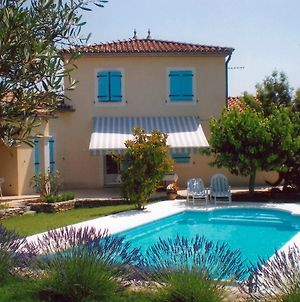Holiday Villa With Private Pool In The Cevennes, South Of France photos Exterior