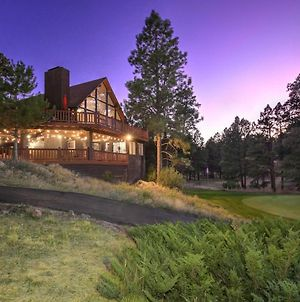 Pristine Flagstaff Cabin With Decks & Mountain Views! photos Exterior