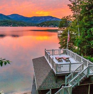 *New* Lakefront Home With Canoe, Game Room And Boat House!! Home photos Exterior