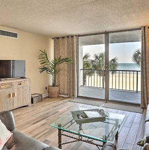 Chic Myrtle Beach Seaside Escape With Pool Access! photos Exterior