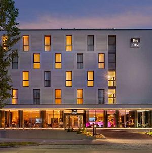 The Niu Fury Hotel Aschheim / Muenchen Messe photos Exterior
