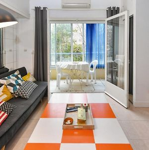 Modern And Charming Flat With Ac At The Heart Of Juan-Les-Pins - Welkeys photos Exterior