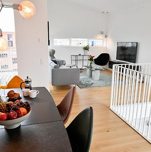 New Luxury 3-Bedroom Apartment In Copenhagen Nordhavn photos Exterior