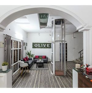 Olive Service Apartments - Jubilee Hills photos Exterior