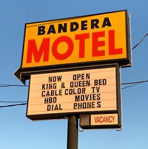 Bandera Motel photos Exterior