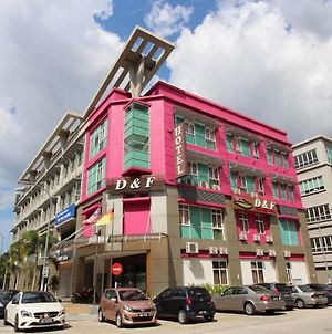 D&F Boutique Hotel Era Square Seremban photos Exterior