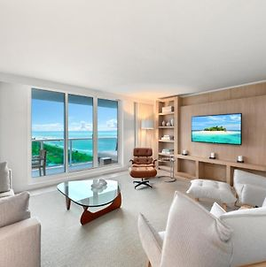 3 Bedroom Full Ocean Front Located At 1 Hotel & Homes Miami Beach -1219 photos Exterior