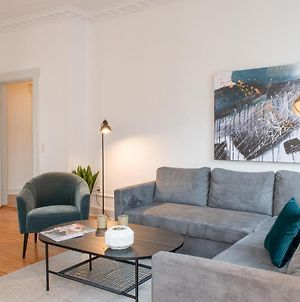 Spacious 3-Bedroom Apartment In The Heart Of Arhus photos Exterior