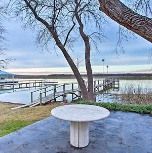 Cozy Fort Worth House W/Private Dock On Lake Worth photos Exterior