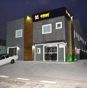 Ideal Lages Hotel photos Exterior