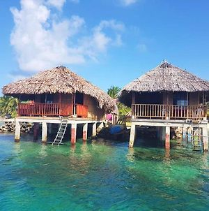 San Blas Islands - Private Cabin Over-The-Ocean + Meals + Island Tours photos Exterior