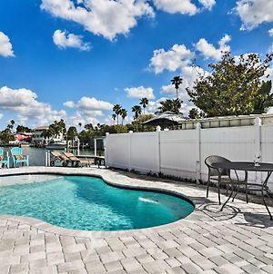 Bayfront Haven With Pool & Dock - 2 Blocks To Beach! photos Exterior