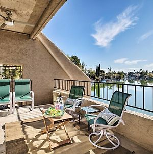 Tempe Temptation W/ Lake Views ~4Mi To Asu photos Exterior