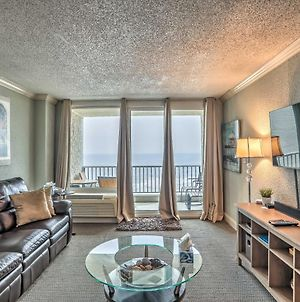 Oceanfront Condo With Pool Access And Balcony! photos Exterior