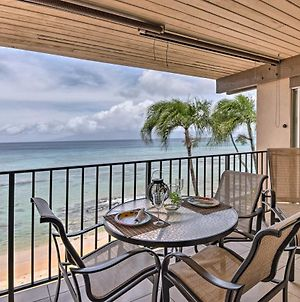 Beachfront Condo - Featured On Hgtv'S Hawaii Life! photos Exterior