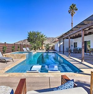 Luxurious Oasis With Hot Tub, Near Golf & Coachella! photos Exterior