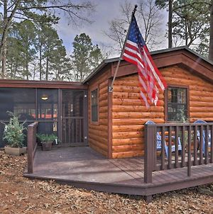 Broken Bow Sanctuary With Hot Tub And Deck Less Than 7 Mi To Lake! photos Exterior