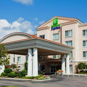 Holiday Inn Express Hotel & Suites - Concord, An Ihg Hotel photos Exterior