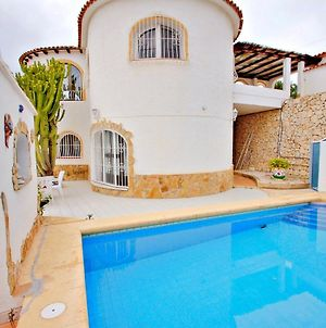 Cuenca - Charming Villa With Private Pool In Benissa photos Exterior
