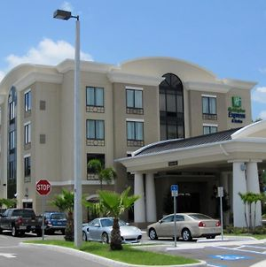 Holiday Inn Express Hotel & Suites Tampa-Usf-Busch Gardens photos Exterior