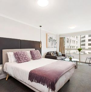 Sydney Cbd Studio Apartment With Stunning View Of Darling Harbour photos Exterior