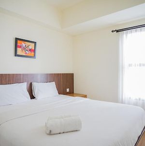 Spacious And Comfortable 2Br The Accent Bintaro Apartment By Travelio photos Exterior