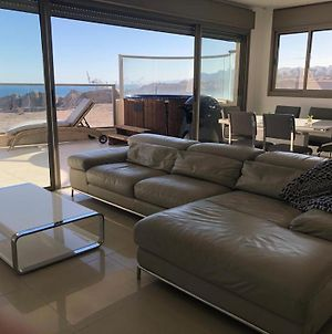 Luxury Apartment On The Sea With Best Sea View And Jacuzzi photos Exterior