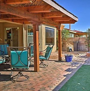Spacious Bernalillo Home With Patio And Mountain Views! photos Exterior