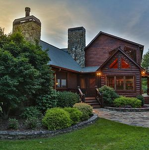 The Best For Us Elegant Rustic Mountain Top Rental In Deer Crest With Spectacular Sunset And View. photos Exterior