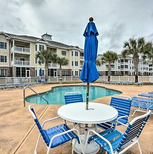 Myrtle Beach Getaway Near Beach And Boardwalk! photos Exterior