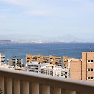 Apartamento Con Vistas Al Mar, Con Piscina Y Parking photos Exterior