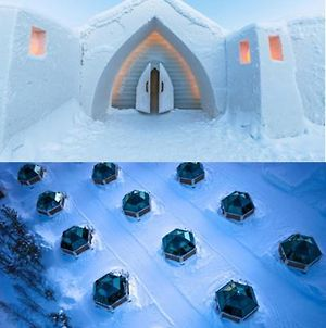 Arctic Snowhotel & Glass Igloos photos Exterior