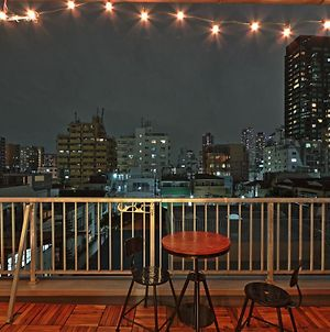 V.Close To Nishi-Shinjuku/Frwif/ Roof Top Terrace photos Exterior