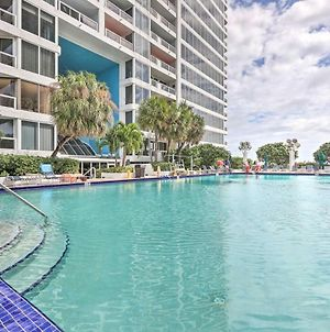 Waterfront High-Rise Condo - Miami Beach 5 Mi photos Exterior