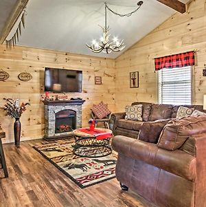 Red Moose Lodge Mtn Getaway With Hot Tub And Deck! photos Exterior