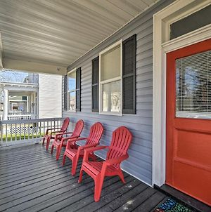 Newly Renovated Historic Home Less Than 2 Mi To Downtown! photos Exterior