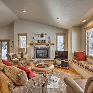 Upscale Breck Home, 9Min To Main St And Slopes! photos Exterior