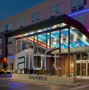 Aloft Little Rock West photos Exterior